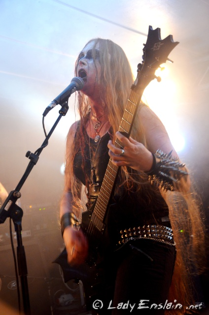 Darkened Nocturn Slaughtercult @ Hammer Open Air