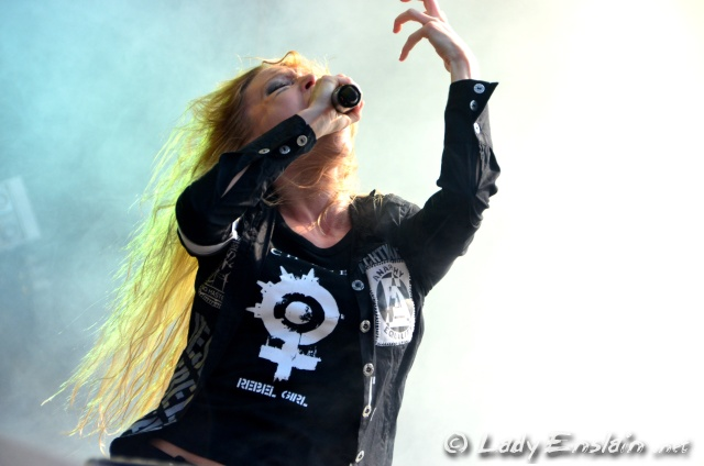 Arch Enemy @ Tuska Open Air