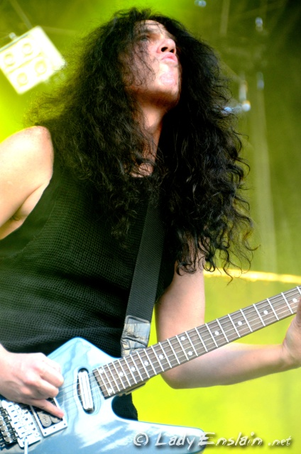 Morbid Angel @ Tuska Open Air