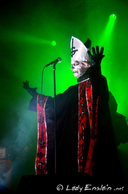 Ghost @ Tuska Open Air