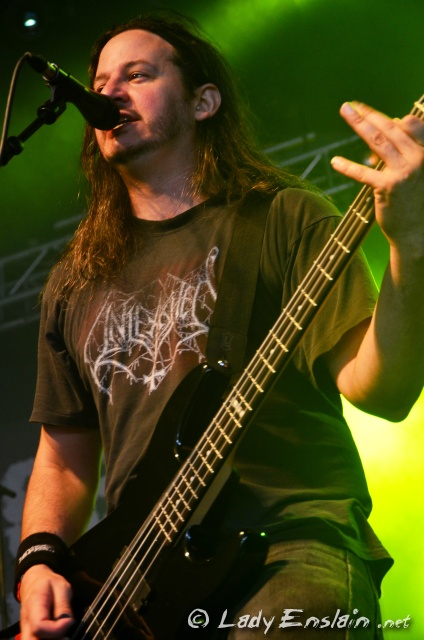 Misery Index @ Tuska Open Air